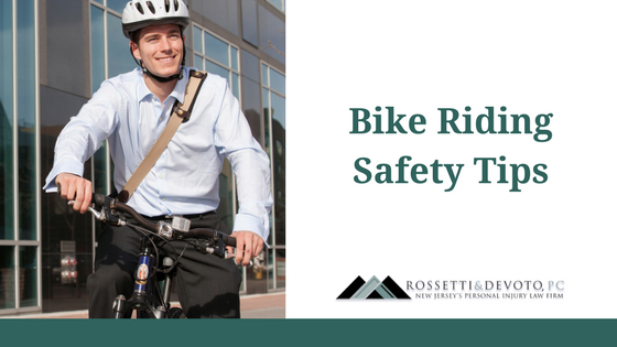 Bike Riding Safety Tips