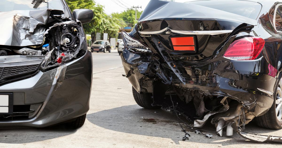 car crash survival guide