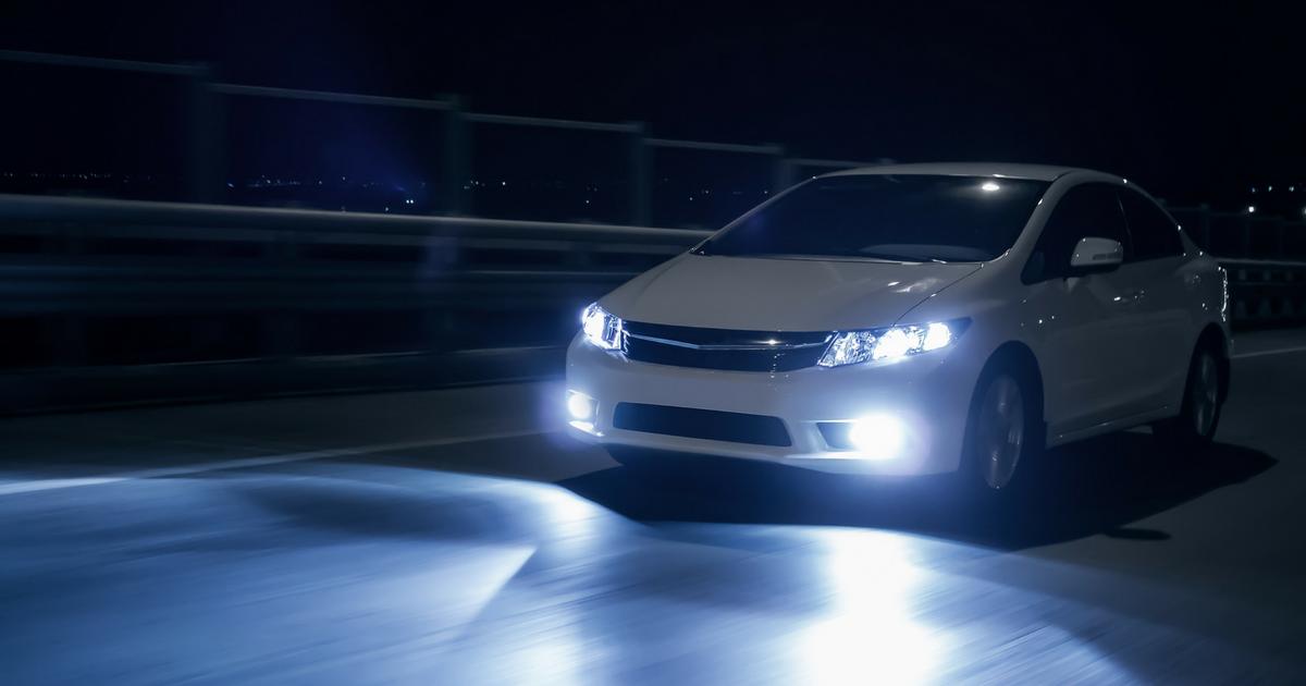 maximizing car's visibility
