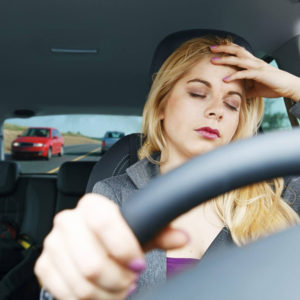 Sleep Deprivation Auto Accidents