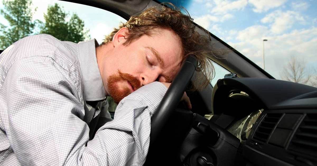 Sleep Deprivation Car Accidents